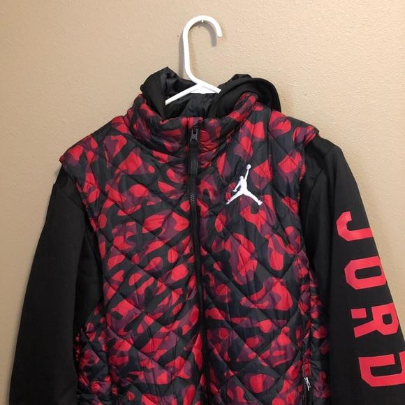 Air Jordan Winter Jacket | Poshmark